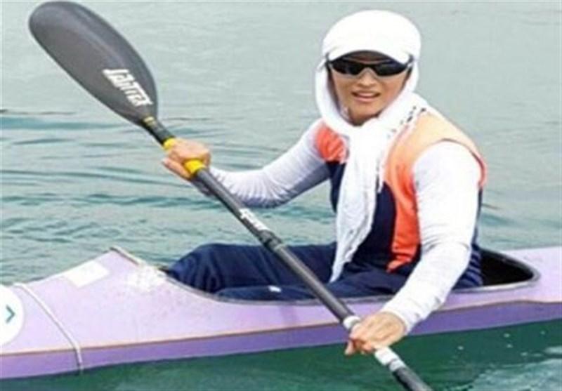 قایقرانی آبهای آرام و پاراکانوی آزمایشی المپیک| بهروزیراد راهی فینال شد