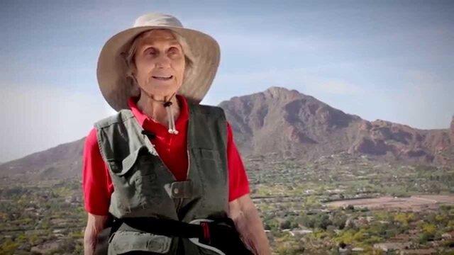 بانوان رکورددار جوانترین و پیرترین کوهنوردان جهان عکس