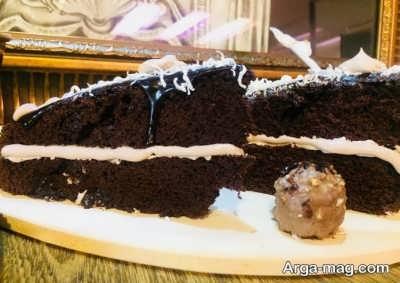 طرز تهیه کیک جنگل سیاه خانگی و بسیار خوش پخت و خوشمزه