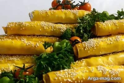 طرز تهیه بورک سبزیجات با دستور پخت اصلی و طعم فوق العاده عالی