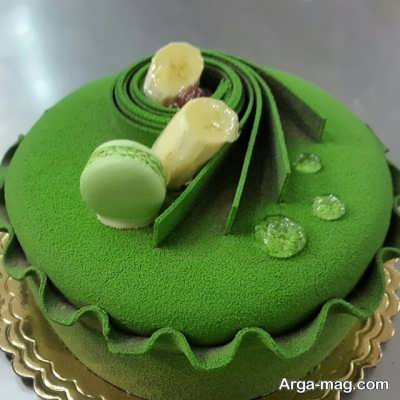 طرز تهیه سس مخملی با دو دستور مختلف برای تزیین انواع کیک و شیرینی