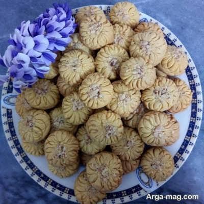 طرز تهیه آغوزکنا شیرینی خوشمزه با آموزش ساده برای پخت در منزل