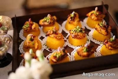 آشپزی آخر هفته ۱۶ خرداد ماه با تهیه فینگر فودهای خوشمزه