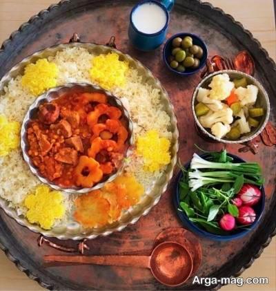 غذاهای خوشمزه یزدی مهمان سفره های ایرانی در آخر هفته ۵ دی ماه