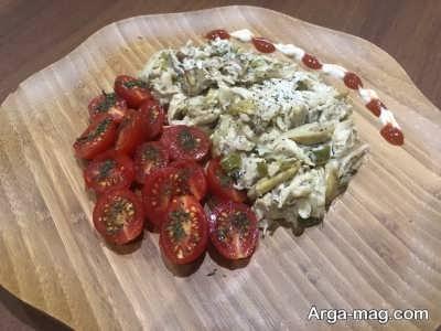 طرز تهیه خوراک مرغ و قارچ با طعم و مزه ایده آل