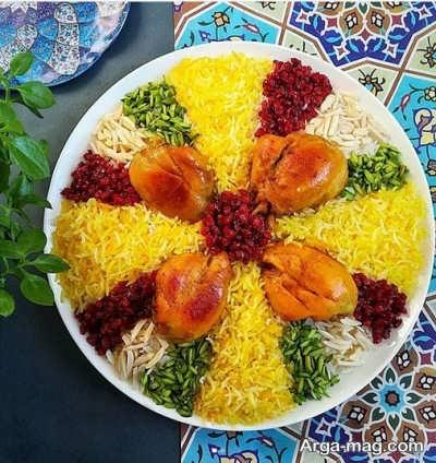 طرز تهیه مرصع پلو با دستور پخت اصلی و طعم و مزه فوق العاده لذیذ