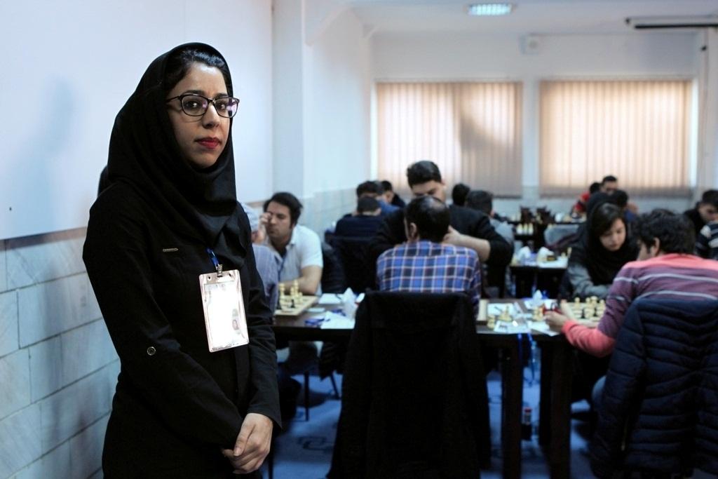 استاد فیده زنان ایران مدرس فدراسیون جهانی شطرنج شد