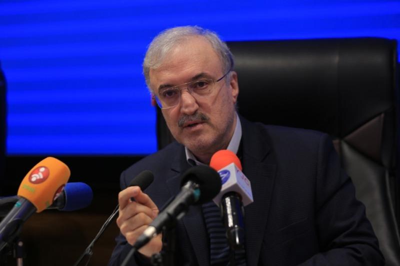 وزیر بهداشت به شیراز رفت