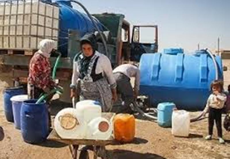 آبرسانی سیار به 30 روستای سیل زده در دست اقدام است