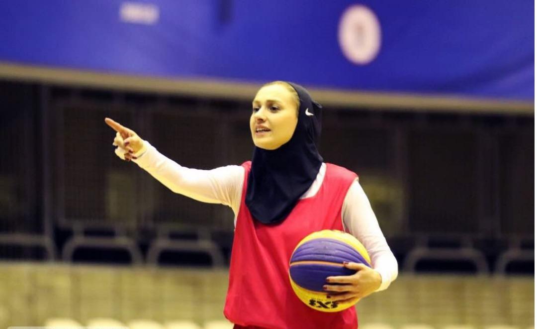 ملی پوش بسکتبال از تیم ملی 5 نفره خداحافظی کرد