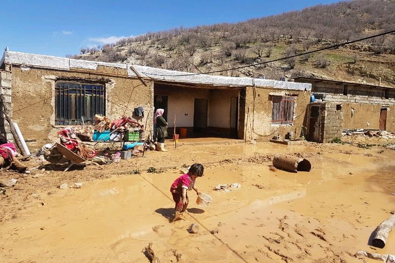 4 هزار واحد مسکونی مددجویان بهزیستی بر اثر سیل تخریب شد