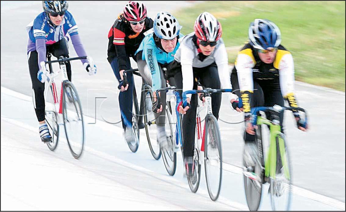 نفرات برتر مسابقات دوچرخه سواری پیست زنان معرفی شدند