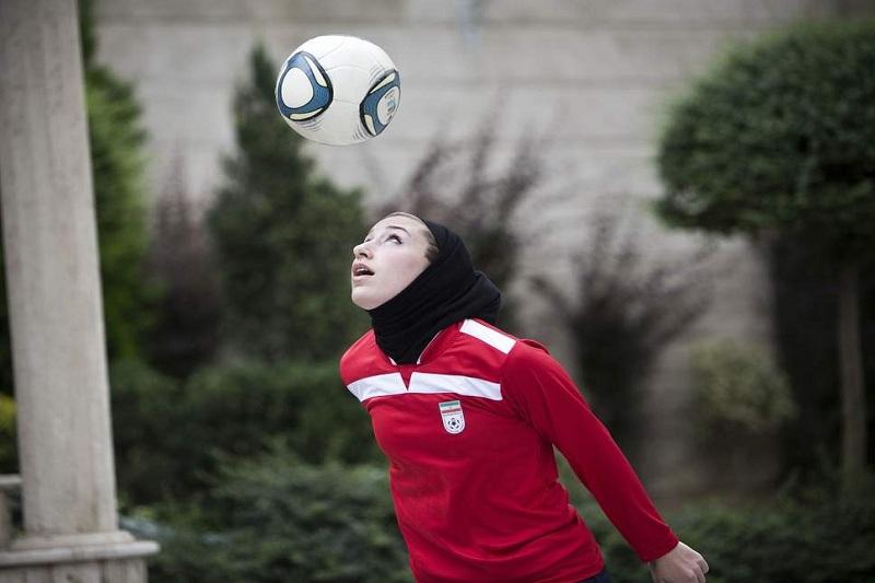 خسرویار: حجاب انگیزه ورزشکاران را بیشتر می کند