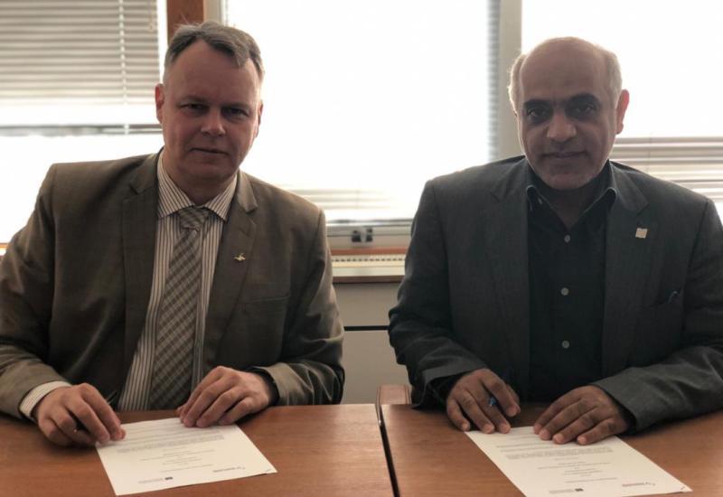 علوم پزشکی تهران با فنلاند همکاری های علمی خود را آغاز کرد