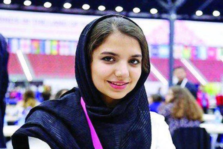 قهرمانی دختر شطرنج باز ایرانی در امارات