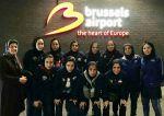 تیم فوتسال بانوان ایران اسکاتلند  را شش تایی کرد