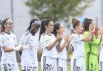 حذف لوگوی باشگاه رئال مادرید از روی پیراهن تیم زنان