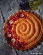 طرز تهیه تارت کدو حلوایی خوش طعم و خوشمزه برای روزهای پاییزی و زمستانی