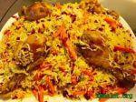 طرز تهیه هویج پلو خوشمزه و خوش پخت در منزل