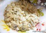 طرز تهیه سالاد قارچ خوشمزه و خوش طعم با دستور تهیه اصلی
